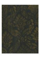 Gold Damask Fine Art Print