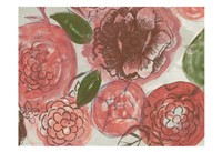 Marsala Bouquet 1 Fine Art Print