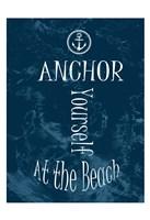 Anchor Fine Art Print