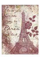 Marsala Romance Framed Print