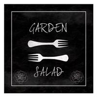 Garden Salad Fine Art Print
