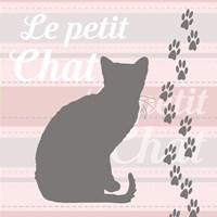 Le Petit Chat Fine Art Print