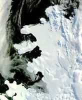 Wilkins Sound, Antarctica Fine Art Print