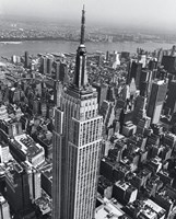 Empire State Building 1 Fine Art Print