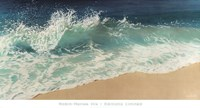 Tickle Wave Fine Art Print