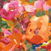 Wild Beach Roses IV Fine Art Print
