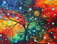 Fiery Dreams Fine Art Print