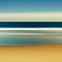 Sea Stripes II Fine Art Print