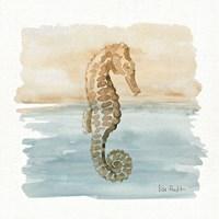 Sand and Sea III Fine Art Print