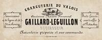 Animal Bill of Sales I Framed Print
