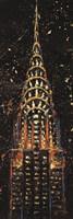 Cities at Night II Fine Art Print