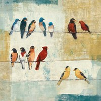 The Usual Suspects Fine Art Print
