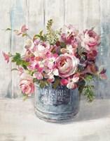 Garden Blooms I Fine Art Print