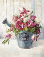 Garden Blooms II Fine Art Print