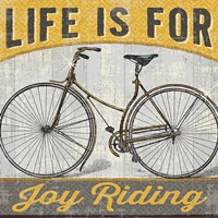 Joy Ride I Fine Art Print