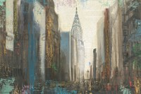 Urban Movement I NY Fine Art Print
