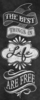 The Best Things in Life Fine Art Print