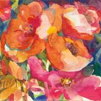Wild Beach Roses II Fine Art Print