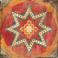 Moroccan Tiles VII Fine Art Print