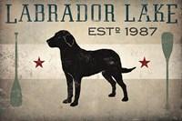 Labrador Lake Fine Art Print