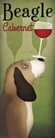 Beagle Winery Cabernet Fine Art Print
