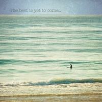 Ocean Serenity Inspiration Fine Art Print