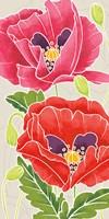 Sunshine Poppies Panel II Fine Art Print