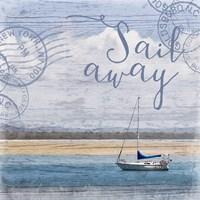 Sail Away Fine Art Print