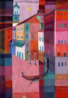 Canals of Venice II Fine Art Print