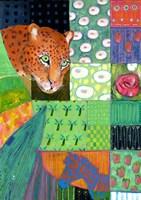 Paradise Leopard Fine Art Print