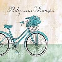 Bonjour de Paris I Fine Art Print
