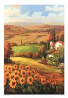 Italian Countryside Fine Art Print