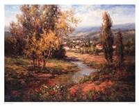 Vista de Verona Fine Art Print