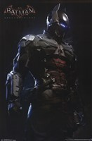 Arkham Knight - Armor Wall Poster