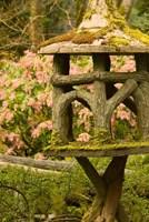 British Columbia, Butchart Gardens Japanese gardens Fine Art Print