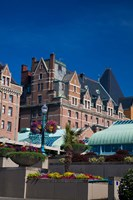 British Columbia, Victoria, Historic Empress Hotel Fine Art Print