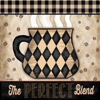 Premium Coffee IV Framed Print