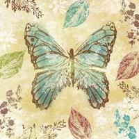 Botanical Beauty I Framed Print