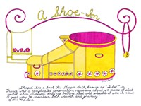A Shoe In Fine Art Print