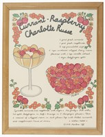 Charlotte Russe Framed Print