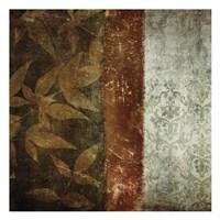 Spice Leaves 2 Framed Print