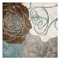 Chocolate Rose Fine Art Print