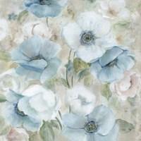 Pastel Garden I Fine Art Print