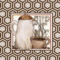 Modern Coffee I Framed Print