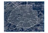 Environs  Paris 3 Fine Art Print