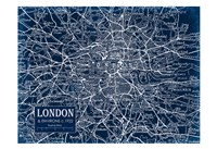 Environs London Fine Art Print