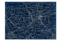 Environs Rome Fine Art Print