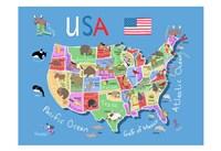 USA Fine Art Print