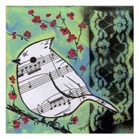 Bird Song 2 Fine Art Print