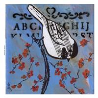 Bird Song 3 Fine Art Print